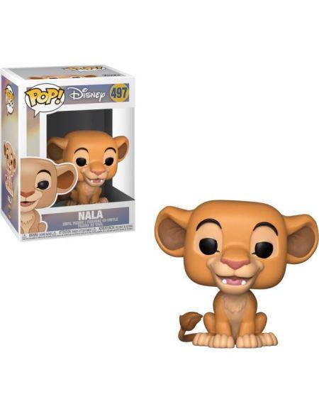 Figurine Funko Pop! Disney: Le Roi Lion - Nala