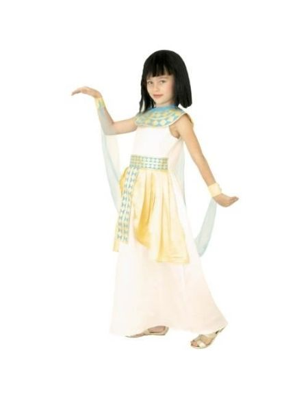 CESAR - F232 - Robe princesse Egyptienne - 8 / 10 ans