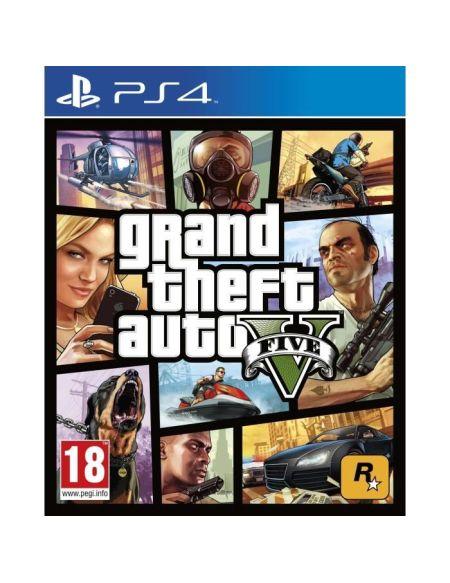 GTA V Jeu PS4