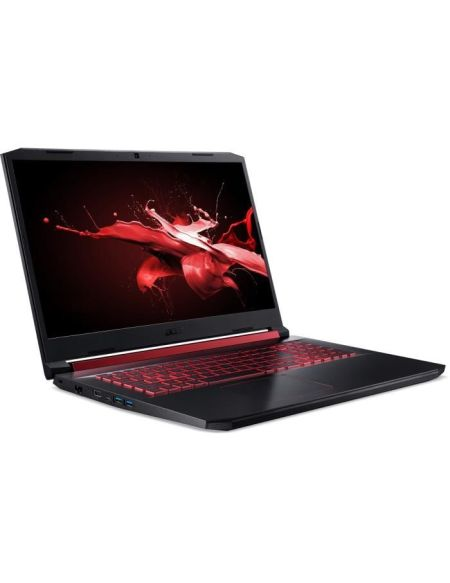 "ACER PC Portabler Gamer - Nitro AN517-51-71G3 - 17,3"" FHD - i7-9750H - RAM 16Go - Stockage 512Go SSD - GeForce RTX 2060 - Windows 10"