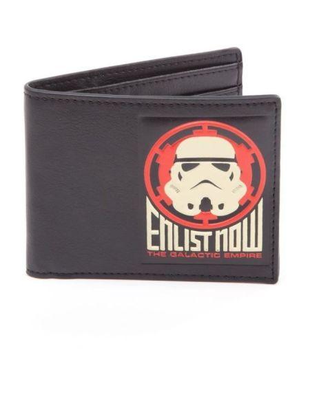 Portefeuille pliable Star Wars: Recrutement Empire Galactique