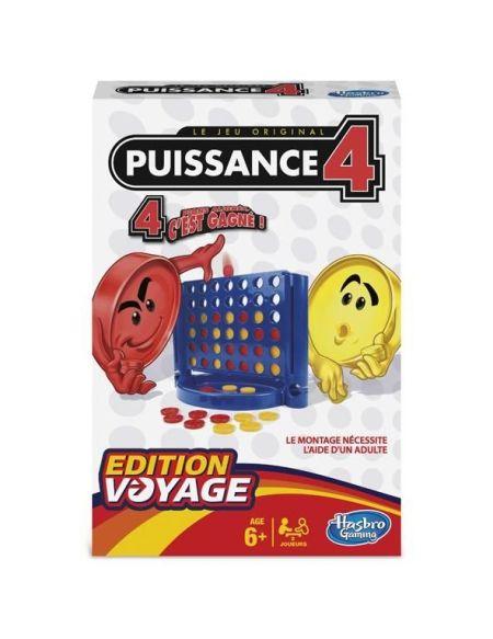 Puissance 4 - Jeu de société de Voyage - Version française