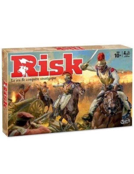 Risk - Jeu de societe de Stratégie - Jeu de Plateau