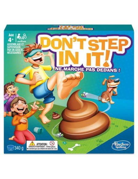 Don't Step In It, Ne Marche Pas Dedans - Jeu de societe fun