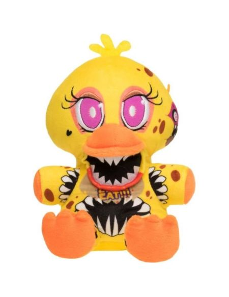 Peluche Funko Plush Five Nights at Freddy's Twisted Ones: Chica