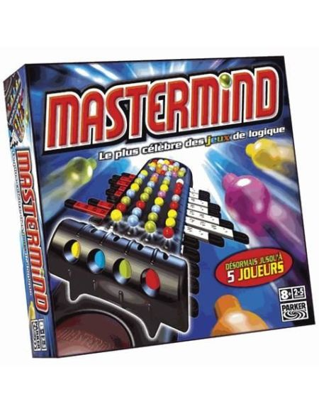 Mastermind - Jeu de société de stratégie