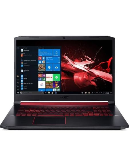 "ACER PC Portable Gamer - Nitro AN517-51-520C - 17,3"" FHD - i5-9300H - RAM 8Go - Stockage 512Go SSD - GeForce GTX 1650 4Go - Win 10"