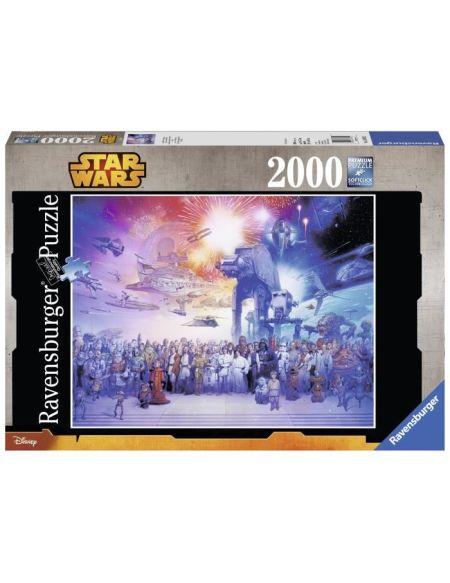 Puzzle 2000 p - L'univers Star Wars / Star Wars