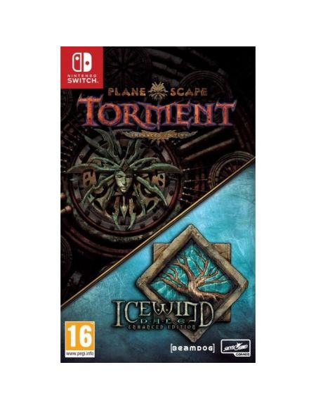 Planescape Torment and Icewindale Jeu Switch