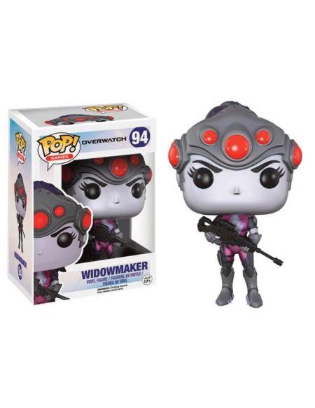 Figurine Funko Pop! Ndeg94 - Overwatch - Widowmaker