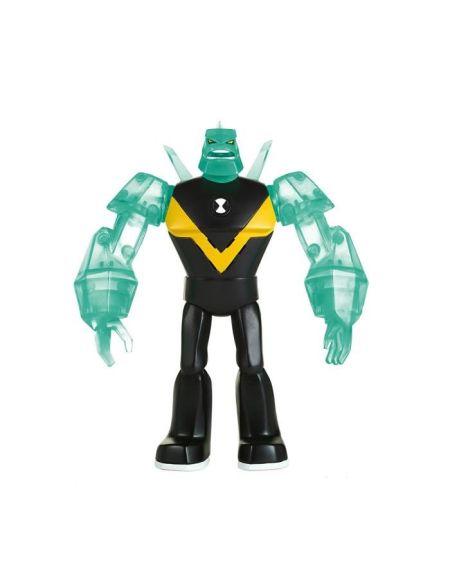 BEN10 Figurine deluxe articulée électronique Incassable
