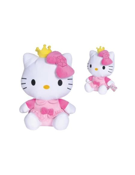 Peluche Princesse 50cm HELLO KITTY - SIMBA