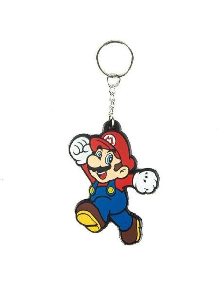 Porte-clés Mario: Mario cours