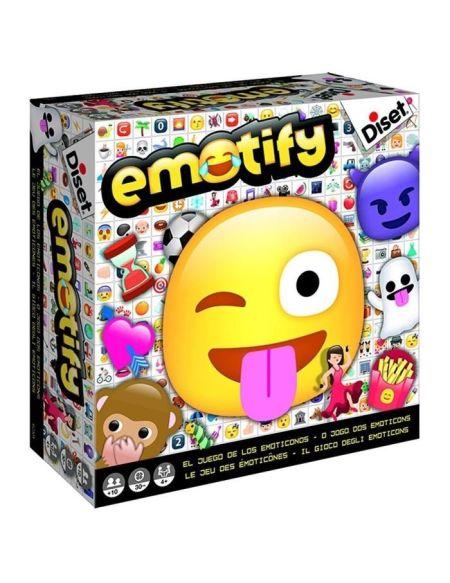DISET - Emotify - Jeu de Société