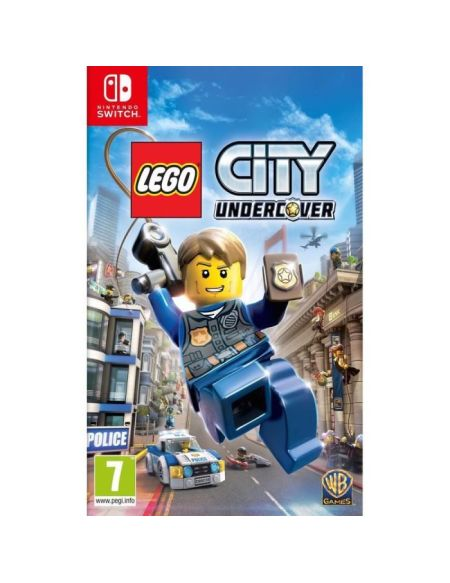 LEGO City Undercover Jeu Switch