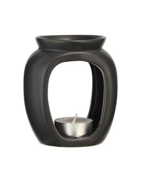 Brûle parfum - noir