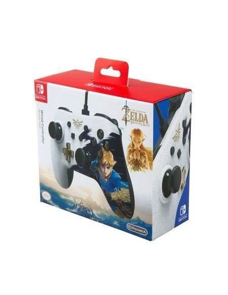 POWER A Manette pour Nintendo Switch iConic Zelda Link pour console switch