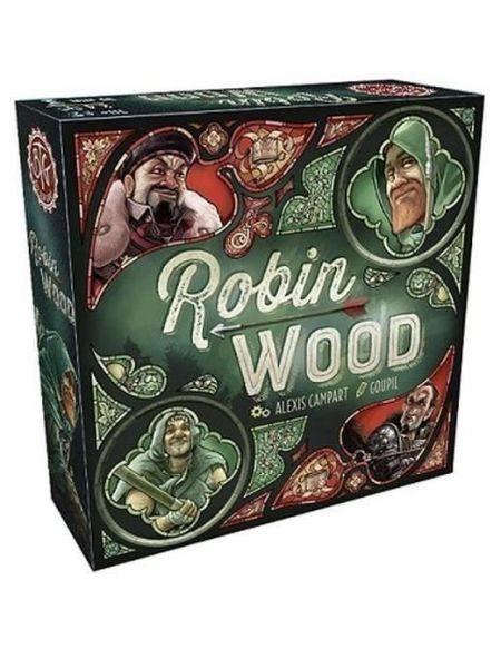 ASMODEE - Robin wood - Jeu de société
