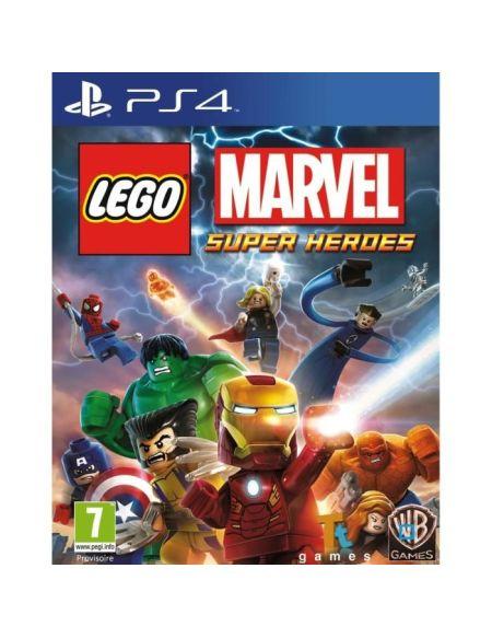LEGO Marvel Super HerŒs Jeu PS4