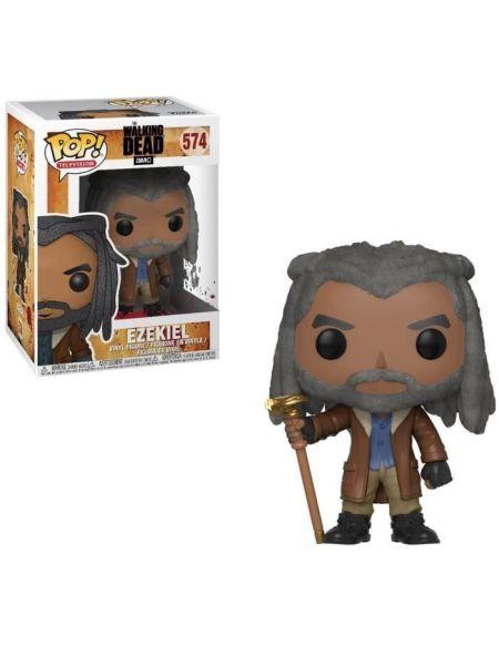 Figurine Funko Pop! The Walking Dead: Ezekiel
