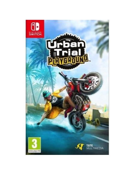 Urban Trial Playground Jeu Switch