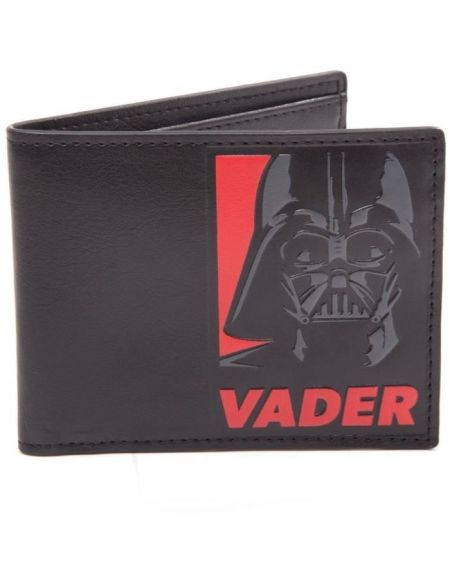 Portefeuille pliable Star Wars: Dark Vador