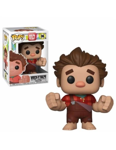 Figurine Funko Pop! Disney: Ralph 2.0 n°1