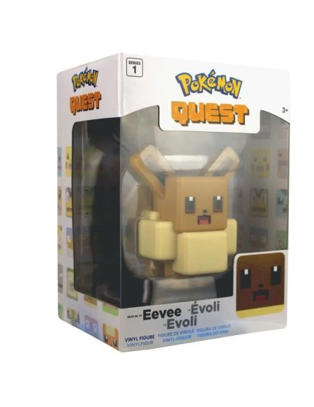 POKEMON - Figurine vinyle de collection - Evoli