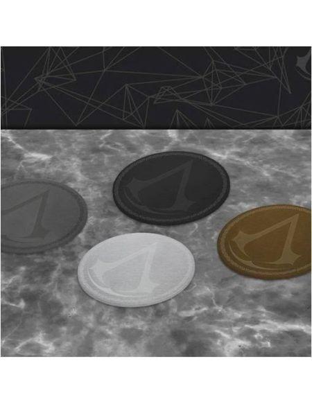 Dessous de verre en métal - Assassin's Creed