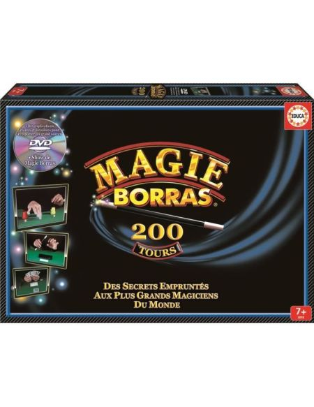 EDUCA Magie Borras 200 Tours