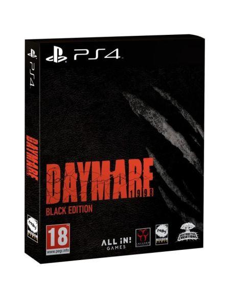 Daymare 1998 Black Edition Jeu PS4