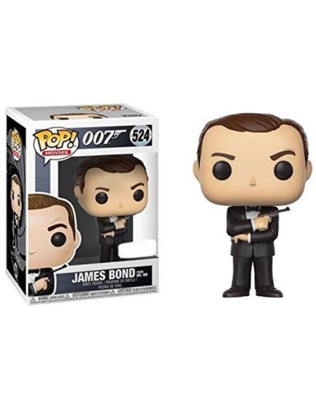 Figurine Toy Pop N°518 - James Bond - Sean Connery en costume blanc