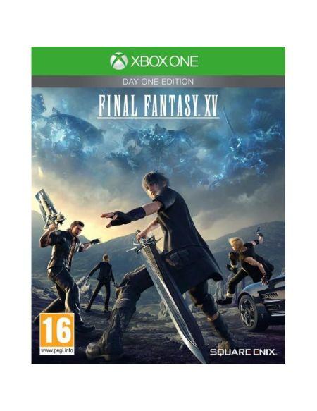 Final Fantasy XV Day One Edition Jeu Xbox One