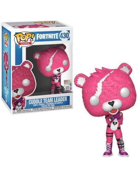 Figurine Funko Pop! Fortnite : Cuddle Team Leader