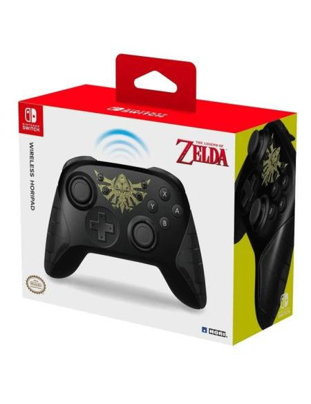Manette Sans Fil Zelda pour Switch