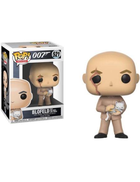 Figurine Toy Pop N°521 - James Bond - Blofeld