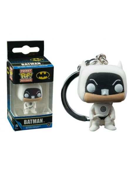 Porte clé Funko Pocket Pop! Batman : Batman Bullseye