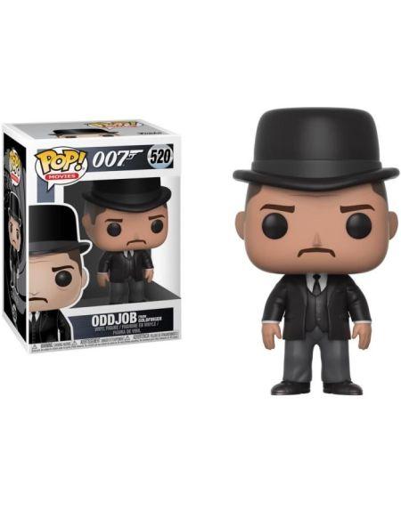 Figurine Funko Pop! Ndeg520 - James Bond - Oddjob