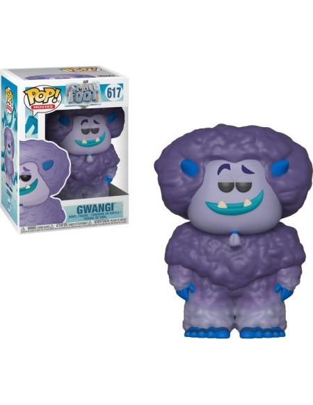 Figurine Funko Pop! Ndeg617 - Yeti Et Compagnie - Gwangi