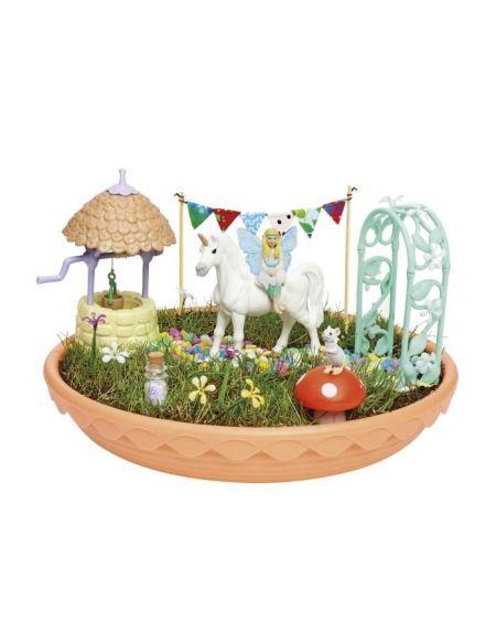 MY FAIRY GARDEN Le jardin de Licorne