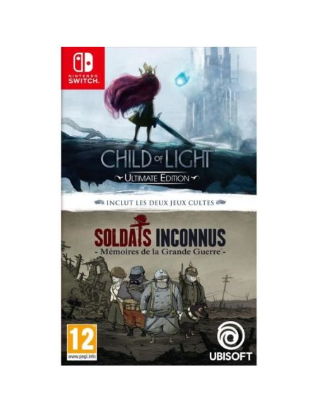 Child of Light + Soldats Inconnus - Bundle