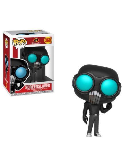 Figurine Funko Pop! Disney - Les Indestructibles: Screenslaver