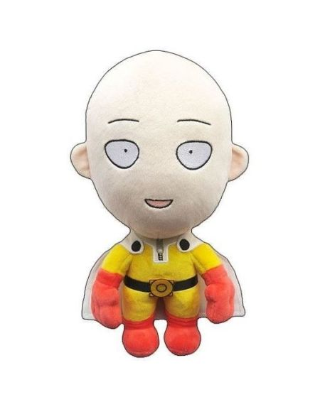 Peluche One Punch Man : Saitama Version Happy