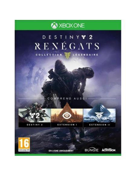 Destiny 2 Renegats Collection Légendaire