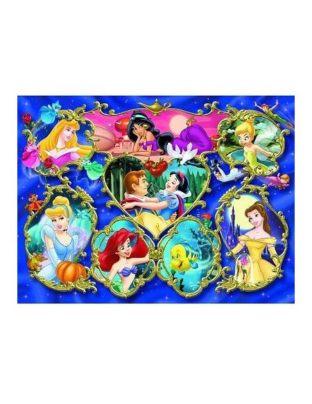 DISNEY PRINCESSES Puzzle 300 pcs - Disney