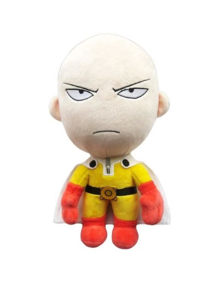 Peluche One Punch Man : Saitama version faché