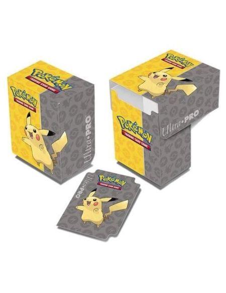 POKEMON - Boîte de Rangement Pikachu - Cartes à collectionner