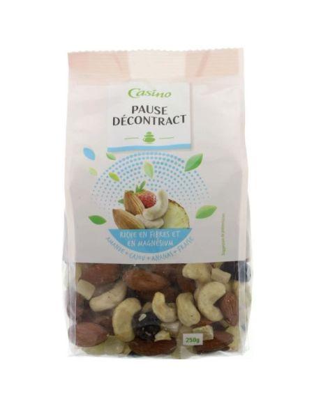 Mélange de fruits Pause décontract Fraise - 250 g