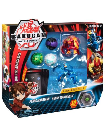 BATTLE PACK - Bakugan