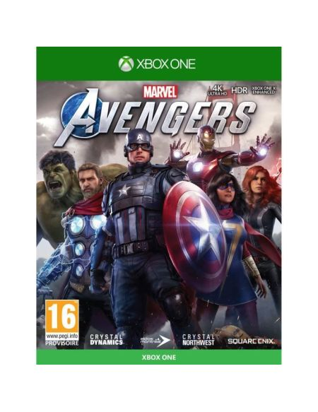 Marvel's Avengers Jeu Xbox One